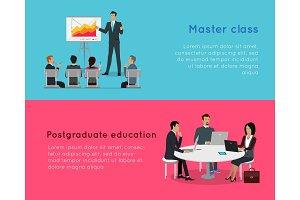Master Class and Postgraduate