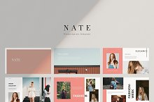 Nate - Google Slides Template by  in Google Slides
