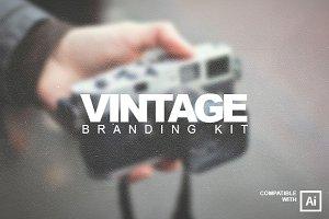 Vintage Branding Kit