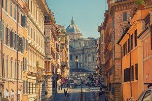 Street of Rome