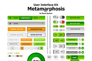 [Sale%] Metamarphosis UI Kit