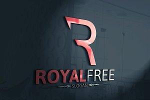 Royal Free / R Letter Logo