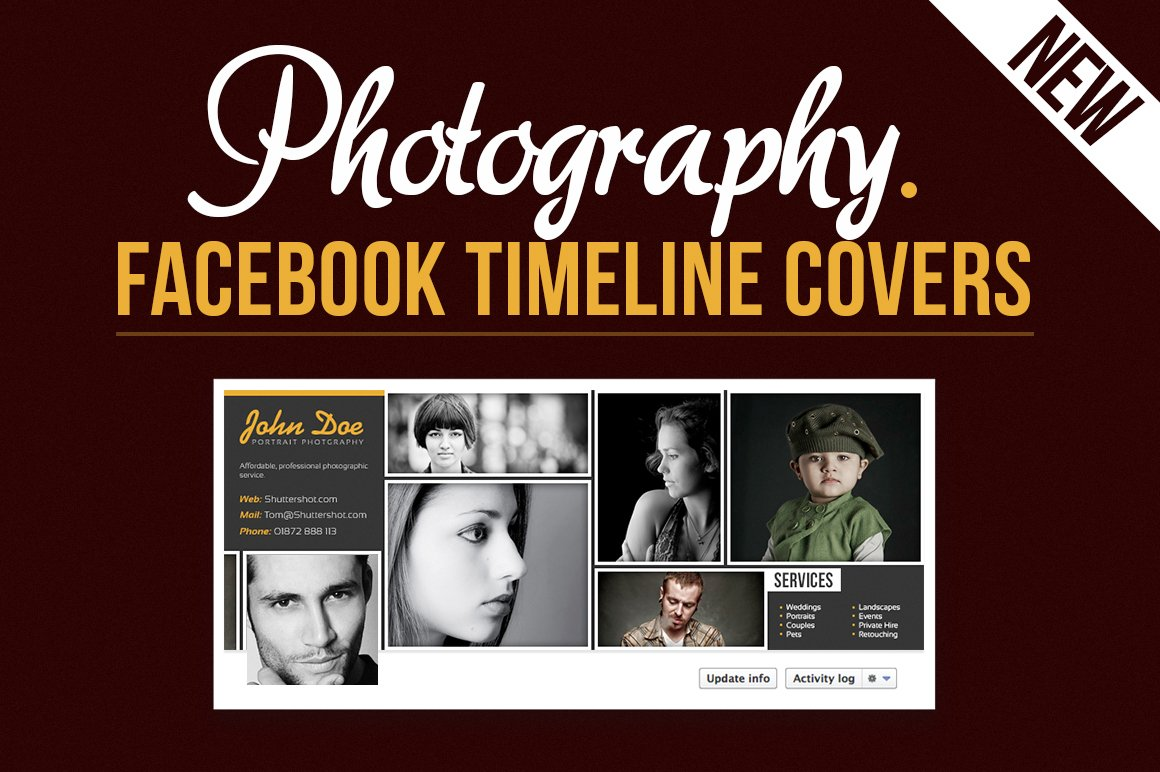 Photography Facebook Timeline Covers