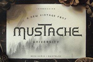 Mustache University 30% OFF Discount