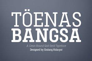 Toenas Bangsa Family 50% OFF