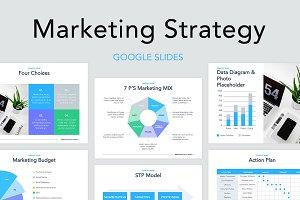Marketing Strategy Google Slides