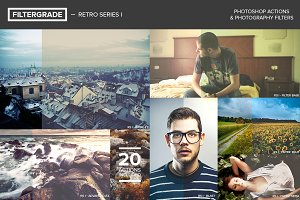 FilterGrade Retro Series I