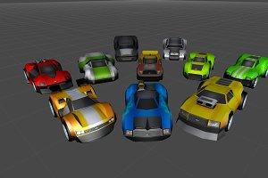 MEGA Car Pack