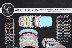ALL CHALKED UP-2, 98 Elments