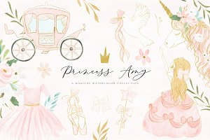 Princess Amy Magical Collection