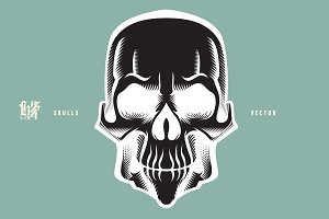 Skull Set V.3