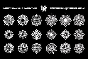 Ornate Mandala