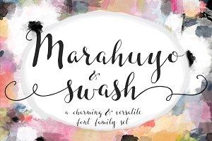 Marahuyo Font Family Set