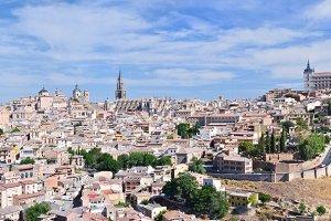 View of Toledo.