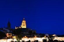 Segovia cathedral.