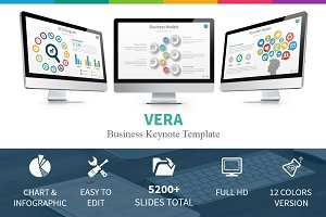 Vera - Business Keynote Template
