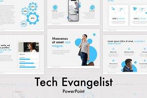 Tech Evangelist PowerPoint Template