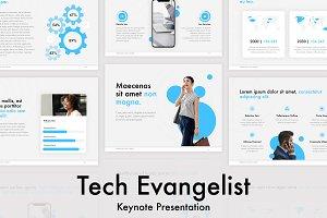 Tech Evangelist Keynote Template