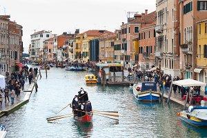 Tthe Venetian carnival 2015