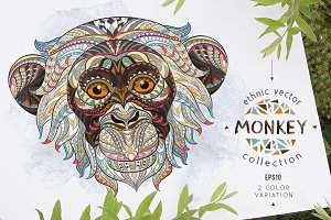 Ethnic Collection: Monkey