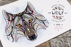 Ethnic Collection: Wolf
