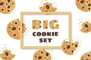 Big Cookie set