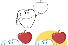 Tooth Character Collection - 8