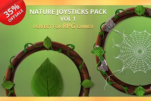 Nature Joysticks Pack Vol 1