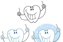 Tooth Character Collection - 9