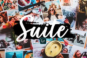 SUITE Lightroom Preset Collection