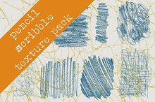 Pencil Scribble Texture Pack