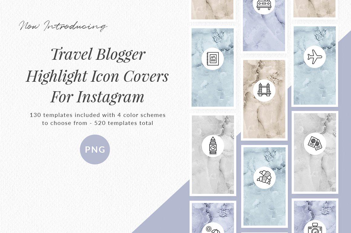 Travel Blog Instagram Highlights