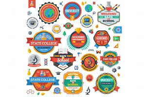 Education Badges