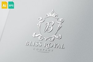 Bliss Royal Logo