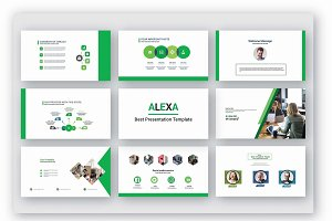 ALEXA PowerPoint Presentation
