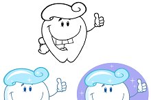 Tooth Character Collection - 12