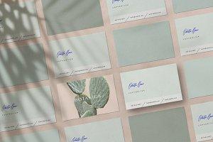 Stylish Business Card • Odette
