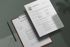 Minimal Resume • Coralie