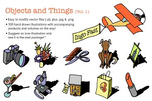 Objects and Things (Vol. 1)