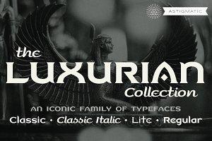 Luxurian Pro AOE Family