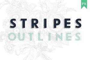 Outlines & Stripes Bundles