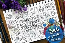 Doodles - Back to school. vol.2