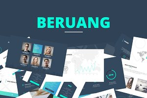 Beruang | PowerPoint Template