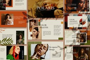 POLARIS | Powerpoint Template