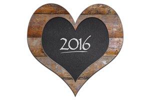 2016 heart.