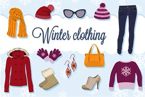 Winter Clothing Collection