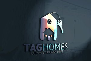 Tag Homes Logo