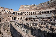 Colosseum in Rome by  in Architecture