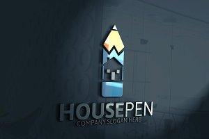 House Pen Logo