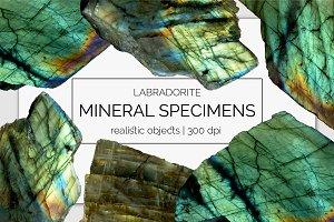 Labradorite - Gemstone Specimens